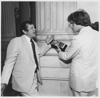 Brad Frisch Interviewing Howard Baker