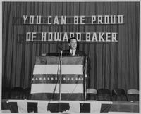 Howard Baker in Tennessee during Campaign
