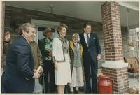 Howard Baker, Ronald Reagan and Nancy Reagan with Tennessee Constituents
