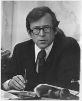 Howard Baker during Watergate Hearings