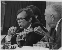 Howard Baker at Watergate Hearings