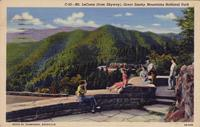 Mt. LeConte (from Skyway), Great Smoky Mountains National Park