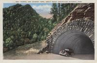 Tunnel and Chimney Tops, Great Smoky Mountains National Park
