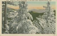 "Winter is a ""Time of Enchantment"" in the Great Smoky Mountains National Park"