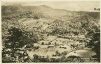 Pi Beta Phi Settlement School Gatlinburg, Tenn. Mt. Le Conte in the Distance (1-1-50)