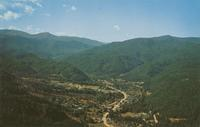 Air View of Gatlinburg, Tennessee (GS-86)