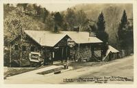 Bohanans Craft Shop and Cabins in the Great Smokies - Gatlinburg, Tenn. Phone - 87 (1-I-212)