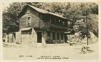 Perry's Camp Near Gatlinburg, Tenn. (1-I-156)