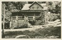 Cottage at Perry's Camp Near Gatlinburg, Tenn. (1-I-88)