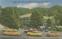 Mountain View Hotel, Gatlinburg, Tennessee