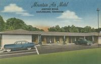 Mountain Air Motel Airport Road Gatlinburg, Tennessee