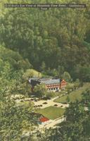 Bird's Eye View of Mountain View Hotel, Gatlinburg, Tenn. (G-10)
