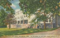 "Mountain View Hotel, Gatlinburg, Tenn. ""In the Heart of the Great Smoky Mountains."" (951)"