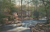Carr's Northside Cottages on Roaring Fork Creek in Gatlinburg
