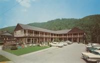 "Edgepark Motel Gatlinburg ""In The Smokies"" Tennessee"