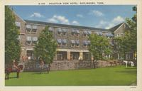 Mountain View Hotel. Gatlinburg. Tenn. (N-416)