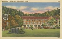 Mountain View Hotel, Gatlinburg, Tenn. (322)