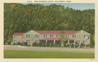 New Riverside Hotel, Gatlinburg, Tenn. (N-413)