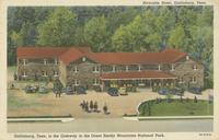 Riverside Hotel, Gatlinburg, Tenn. Gatlinburg, Tenn. is the Gateway to the Great Smoky Mountains National Park.