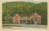 Edgepark Inn, Gatlinburg, Tenn. (G-7)