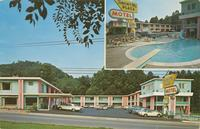 Smoky Mountain Plaza Motel, Gatlinburg, Tennessee