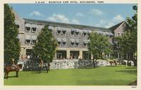 Mountain View Hotel, Gatlinburg, Tenn. (K N-416)