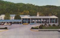 """New Riverside Hotel Gatlinburg, Tennessee """"Entrance to the Great Smoky Mountains National Park"""""""