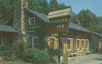 "The Pioneer Inn ""In the heart of the Great Smokies"" Gatlinburg, Tennessee"