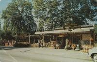 Pioneer Trading Post, in the heart of the Great Smokies, Gatlinburg, Tenn.