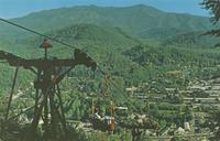 Looking Down on Gatlinburg, Tennessee (GS-387)