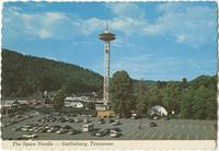 The Space Needle - Gatlinburg, Tennessee (GS-499)