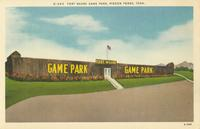 Fort Weare Game Park, Pigeon Forge, Tenn. (G-243)