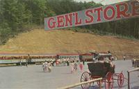 The Rebel Standing at Rebeltown, Pigeon Forge, Tennessee