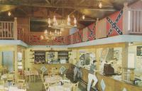 Interior of the Lady Gay Saloon, Rebeltown, Pigeon Forge, Tennessee