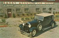 "1931 Lincoln Sedan, Limousine, Body By Judkins. ""Gangster Type Car"""