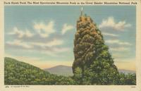 Duck Hawk Peak, The Most Spectacular Mountain Peak in the Great Smoky Mountains National Park
