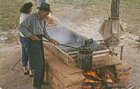 Sorghum-Molasses-Making Demonstration in Cades Cove - Great Smoky Mountains National Park (41)
