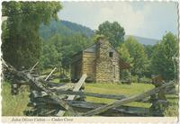 John Oliver Cabin - Cades Cove, Great Smoky Mountains National Park (GS-312)