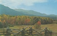Cades Cove in October - Great Smoky Mountains National Park (GS-378)