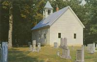 Primitive Baptist Church - Cades Cove, Great Smoky Mountains National Park