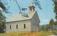 Methodist Church - Cades Cove, Great Smoky Mountains National Park