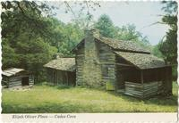 Elijah Oliver Place, Cades Cove, Great Smoky Mountains National Park (GS-514)