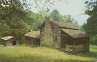 Elijah Oliver Place, Cades Cove, Great Smoky Mountains National Park