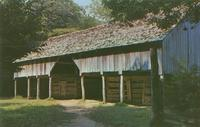 Cantilever Type Barn, Great Smoky Mountains National Park
