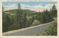 Clingmans Dome from Skyway, the Great Smoky Mountains National Park (550)
