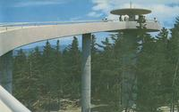 Clingman's Dome Tower - Great Smoky Mountains National Park (GS-191)