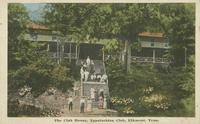 The Club House, Appalachian Club, Elkmont, Tenn.