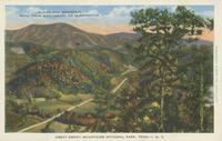Sugarland Mountain, Road from Gatlinburg to Elkmont Great Smoky Mountains National Park, Tenn.-N.C. (6)