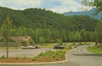 Sugarlands Visitor Center - Great Smoky Mountains National Park (GS-342)