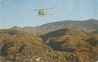 """The Smokies by Helicopter"""